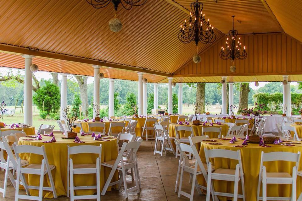 Wedding Venue for a Millbrook, AL Couple