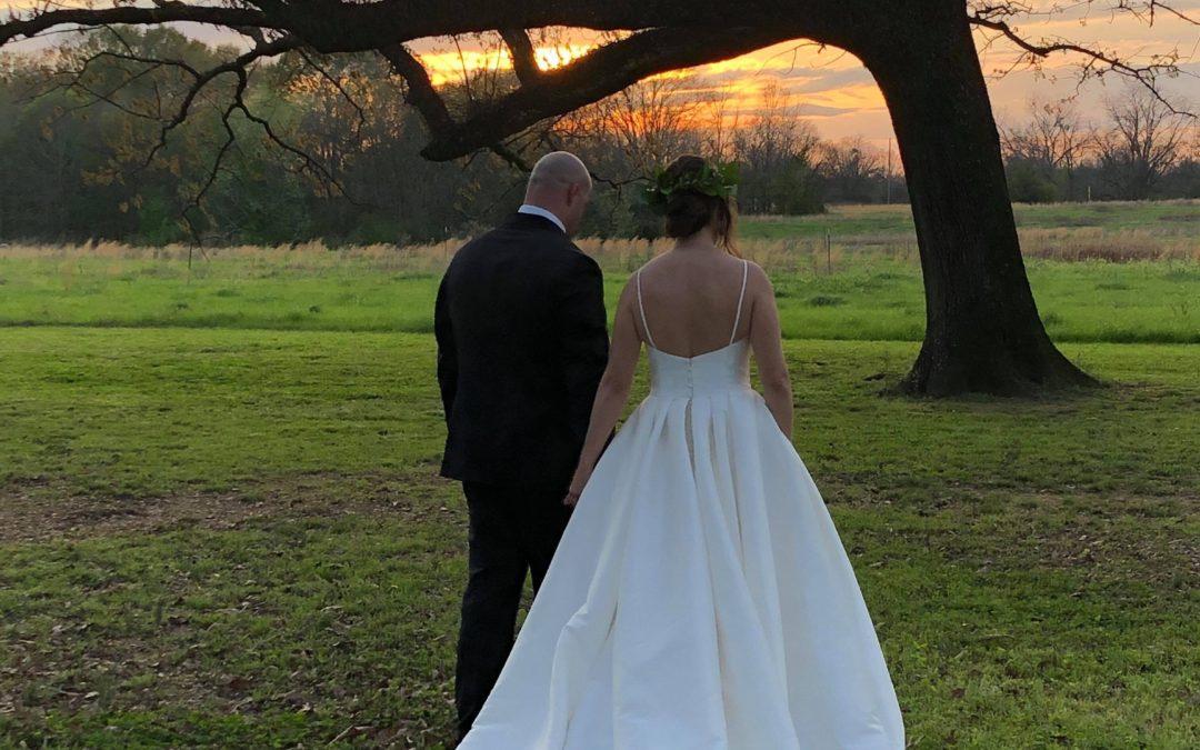 Robinson & Camp Wedding